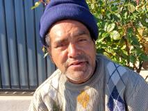 homeless man testimonial for citizens again